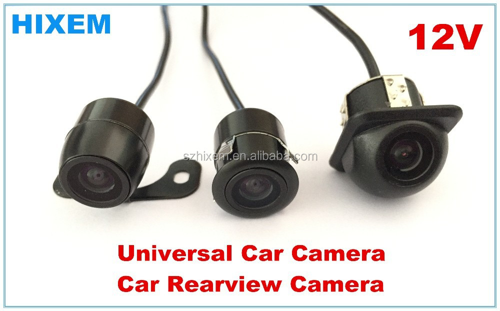 high resolution car camera for all cars, universal car rear view camera, car reverse rear view camera