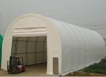SST3286 portable steel building warehouse