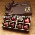 deep color chocolate box