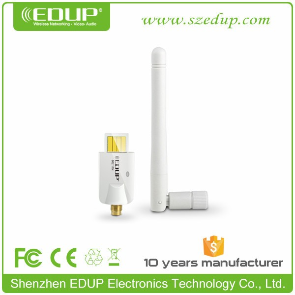 EDUP EP-MS150NW 150mbps with External Antenna Wifi USB Adapter with Ralink 5370 Chipset