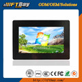 8.0''lcd screen industrial monitor with touch screen