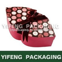 lip shape gift boxes to decorate