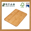 Hot sale handmade olive wooden chopping board made in China