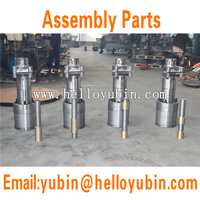 Machining Steel Assembly Parts Used For Equipment Of Industry