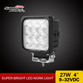 27W Cree chip led off road lighting work light 4x4 road legal dune buggy led work light