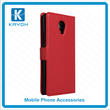 [kayoh]For Wiko S-kool Wiko Robby 5.5 inch Luxury Wallet Credit Card Book Style Flip Stand Leather Case Back Cover