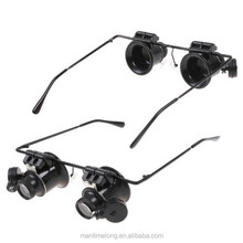 20x magnifier plastic magnifier magnifier for jewelry