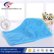 Premium quality and low price absorbent white dish cloths towel