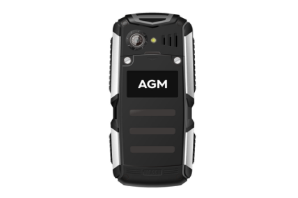 HKStock] AGM M1 2.0 Inch Rugged Phone IP68 Waterproof Shockproof Dustproof 2570mAh Long Standby Speaker Flash LED Light GPS