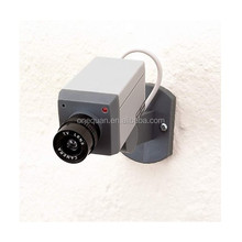 ABS waterproof dummy/fake ptz night vision ip camera w/ blinking red LED light for indoor or outdoor use