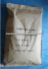 Oil drilling Xanthan Gum