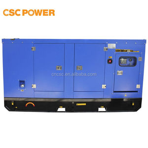 Top quality!!CSCPOWER with cummins engine 125kva diesel generator prices