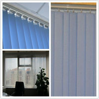 china vertical blinds curtain track