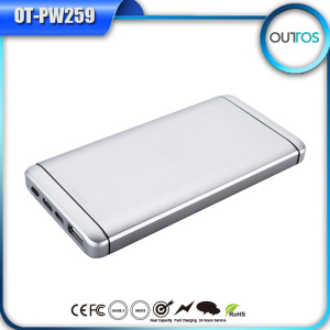 2016 Hot 10000mah 12v laptop battery qc3.0 power bank for macbook