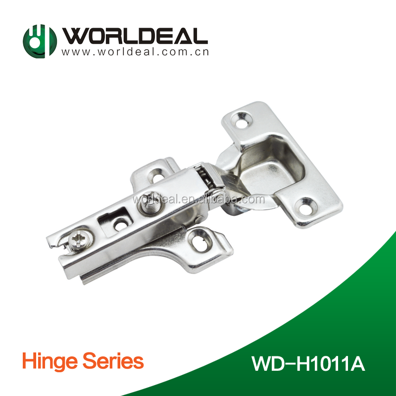 adjustable cabinet door two way hinge