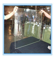 x-ray protection lead glass price
