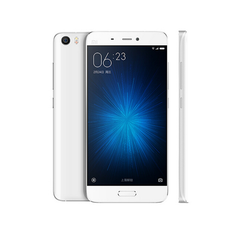 White Color Xiaomi Mi5 Mi 5 Pro Xioami 3GB RAM 64GB ROM Android 6.0 Quad Core 5.5 inch 13MP Smartphones Mobile Phones