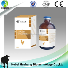 Horse Vitamin Liquid 30% Analgin Injection