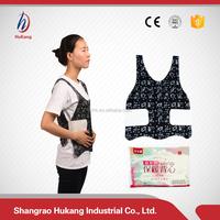 heating waist belt, vest coat for men