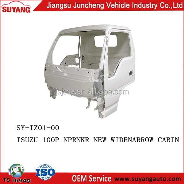 Replacement Parts ISUZU 100P NPR/NKR Cabin