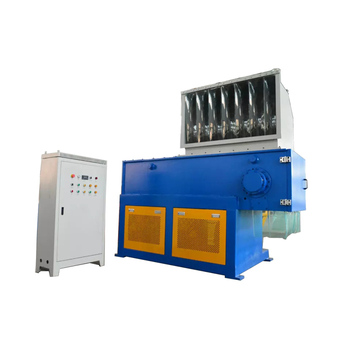 heavy duty plastic shredder