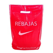 Biodegradable High Quality Protected Online Store Bag Famous Brand OEM Gravure Printed Plastic Shopping Bag
