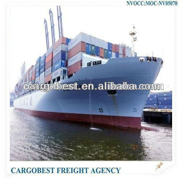 shipping services/ agent from china to ROTTERDAM/NETHERLANDS