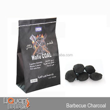 Barbecue Charcoal Briquette Or Sawdust , Instant Light BBQ Charcoal Briquette 2kg, BBQ Coal Lighter