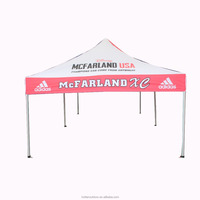 3 X 3 M Waterproof And Uv Gazebo/Canopy Folding pop up tent trade Show folding Tent