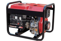 MP Portable 2KW AC Single Phase Output Type Diesel Generator Set