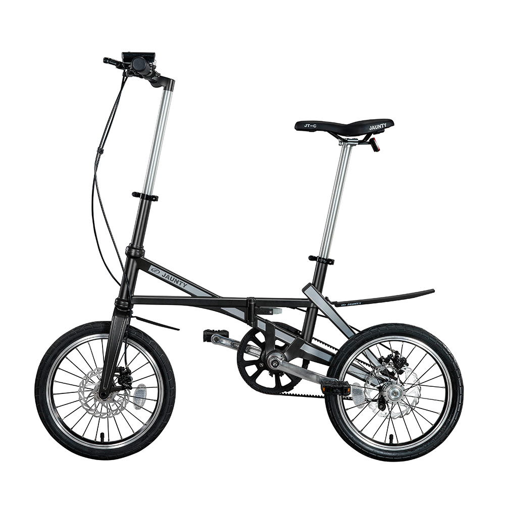 NEW DESIGH EASY CARRY CARBON FIBER BICYCLE