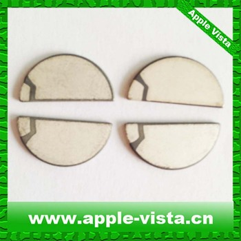 25mm Semicircle Piezo Ceramic Disc for Medical Equipment