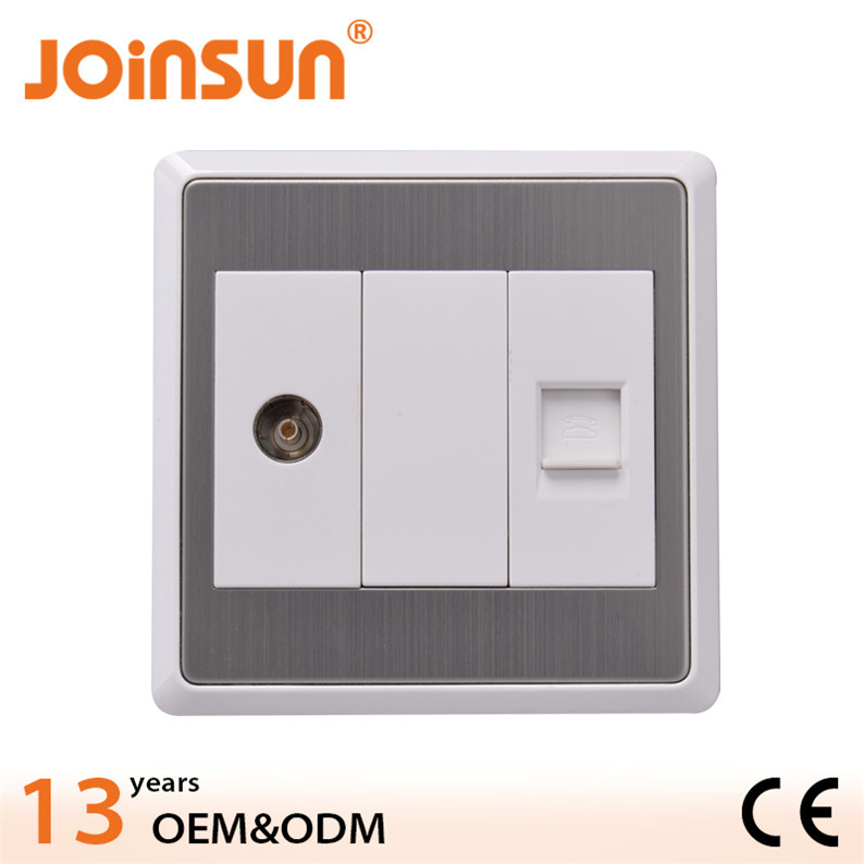 2016 hot sale 220V walll socket outlet,5 amp socket