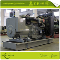 With UK Perkin engine 1306C-E87TAG6 200kw diesel electric generator