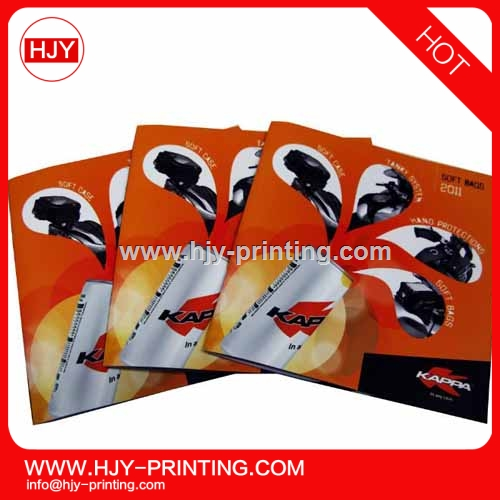 Very popular saddle catalogue printing with the best prices