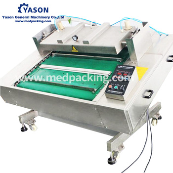 1000 type full automatic rolling vacuum packaging machine