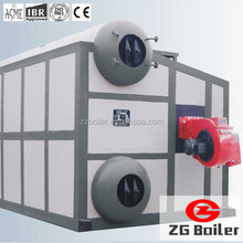 Second Generation High Efficient industrial fired heater cost