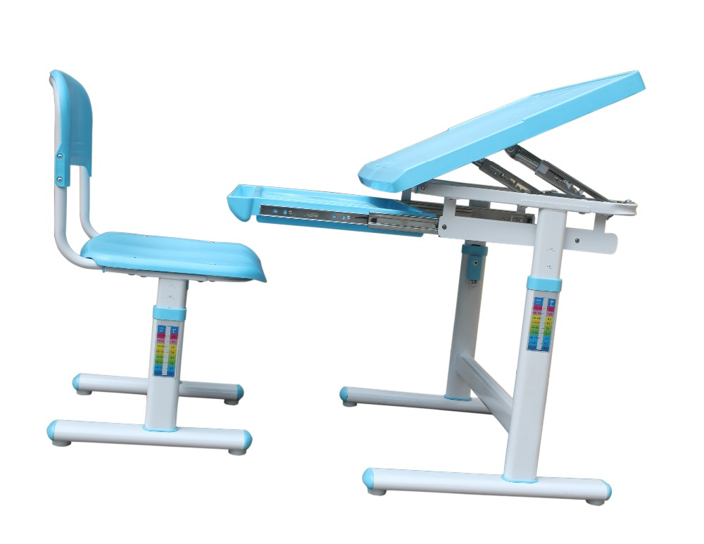 Children Study Desk and Chair Kids Study Ergonomic Desk and Chair