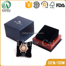 Customized watch display cardboard paper box fancy packaging boxes