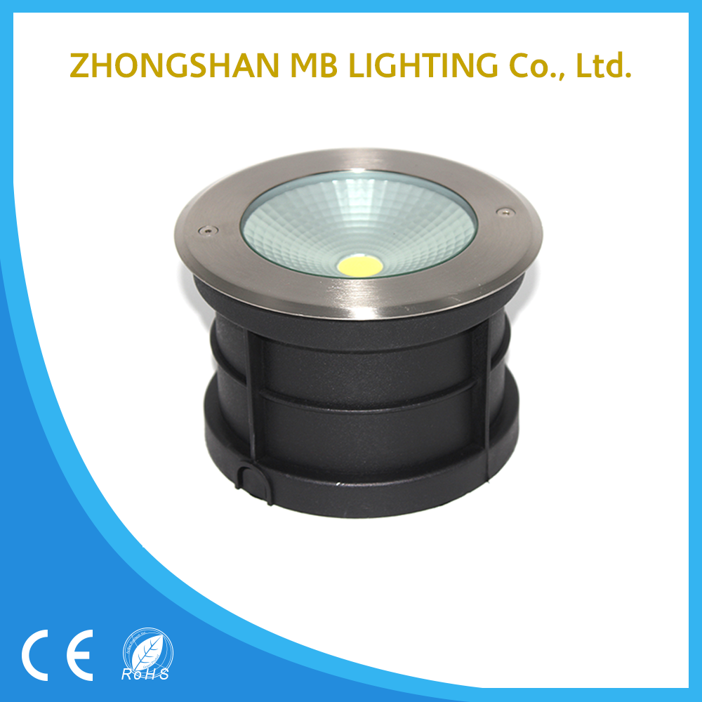 hot selling easy install landscape GU10 or MR16 lampholder led underground light