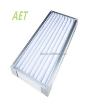 Best selling products of G3, G4 pleated paper pre air filter