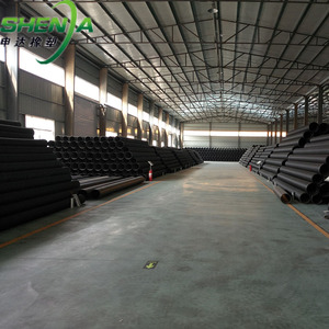 Large Diamete Double Wall Corrugated HDPE Pipe Production Lines