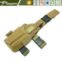 Nylon Gun Pistol Holder with buckle, Military pistol gun holder