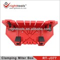 Right tools RT-J377 NEW PRODUCT CLAMPING MITER BOX