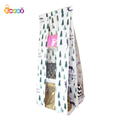 Encai Fashion Printing Handbags Dustcover New Design Storage Bag For Handbags Cover