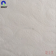 Building Materials White PVC Ceiling Film For PVC Gypsum Board