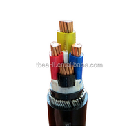 various types of xlpe and pvc insulation power cable