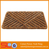 Good Price artificial grass door mats / door mat rubber