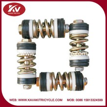 New soft hardware connection springs/flexible coupling of three wheel motorcycle/ tricycle engine accessories