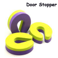 Colorful baby care high-density eva door stopper